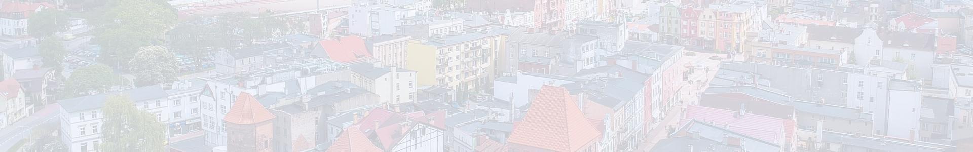 Banner miasto z góry